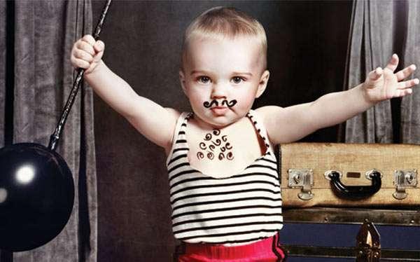 DIY Vintage Circus Strongman Costume