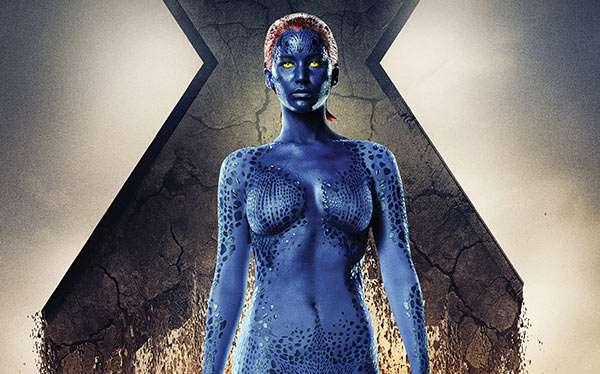 DIY X-Men Mystique Costume