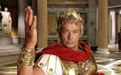 DIY Caesar Costume