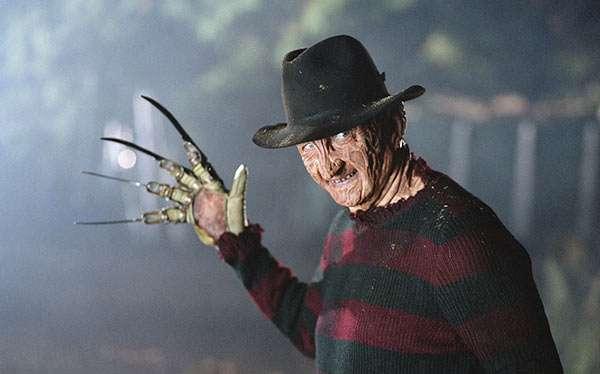 DIY Freddy Krueger Costume