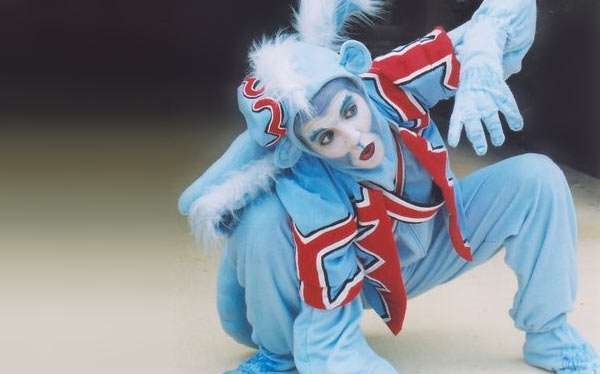DIY Wizard of Oz Flying Monkey Costume