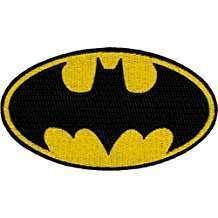 DIY Batman Halloween Costume Idea - Patch