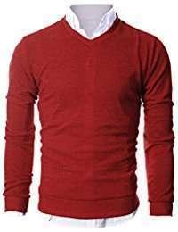 DIY Ken Bone Halloween Costume Idea - Red Sweater