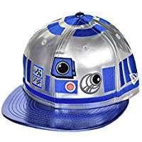 DIY Star Wars R2D2 Halloween Costume Idea - Hat