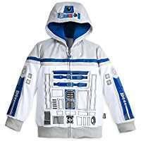 DIY Star Wars R2D2 Halloween Costume Idea - Hoodie