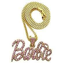 DIY Barbie Halloween Costume Idea - Necklace