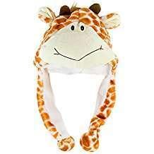 Amazon - DIY Giraffe Halloween Costume Idea - Hat