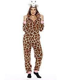 Amazon - DIY Giraffe Halloween Costume Idea - Onesie