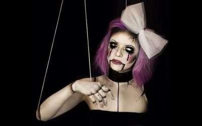DIY Marionette Costume