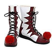 DIY Halloween Costume Idea - Pennywise Shoes