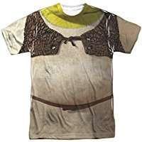 DIY Halloween Costume Idea - Shrek Shirt  sc 1 st  maskerix.com & DIY Shrek Costume | maskerix.com