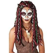DIY Halloween Costume Idea - Voodoo Wig