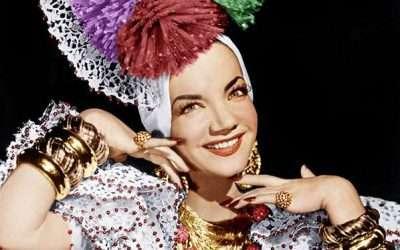 DIY Carmen Miranda Costume
