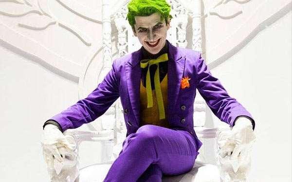 DIY Classic Joker Costume