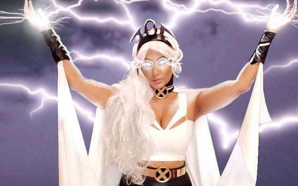 DIY X-Men Storm Costume