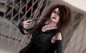 Etsy - DIY Harry Potter Bellatrix LeStrange Halloween Costume Idea