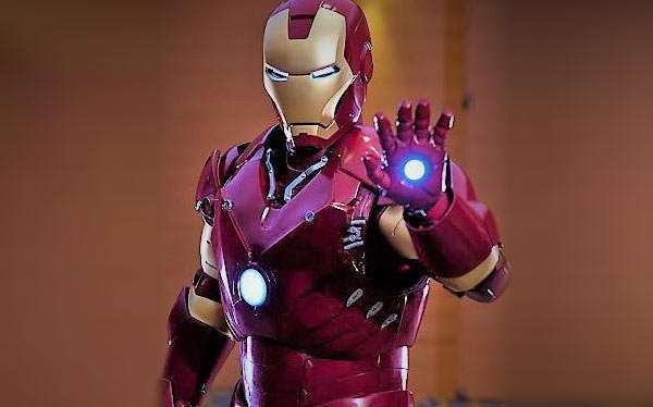 DIY Iron Man Costume