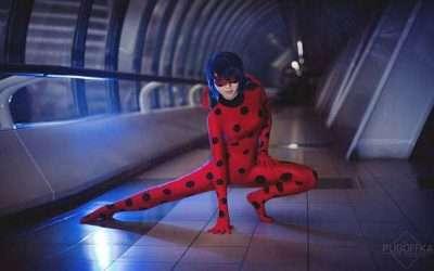 DIY Miraculous Ladybug Costume