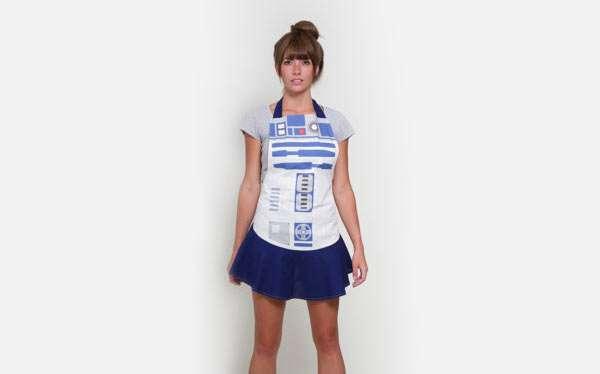 DIY R2D2 Star Wars Costume
