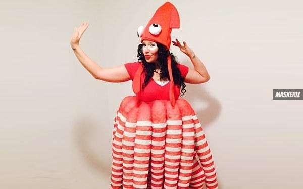 Diy Octopus Costume Maskerix Com
