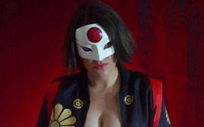 DIY Suicide Squad Katana Costume