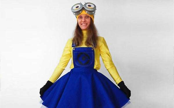DIY Minions Costume