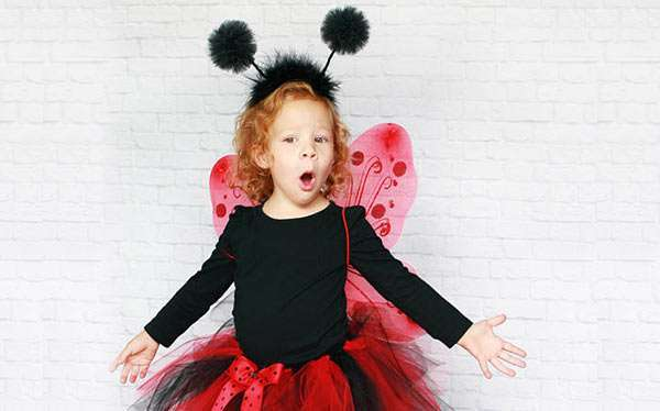 DIY Ladybug Costume