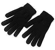 Amazon - DIY Halloween Costume Idea - Black Gloves