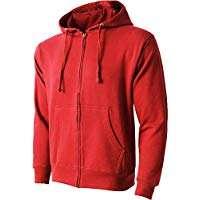 Amazon - DIY Halloween Costume Idea - Red Zipper Hoodie
