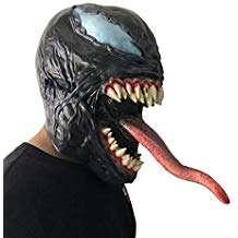 Amazon - DIY Halloween Costume Ideas - Venom Masks