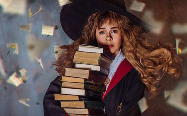 Etsy - DIY Harry Potter Hermione Granger Halloween Costume Idea