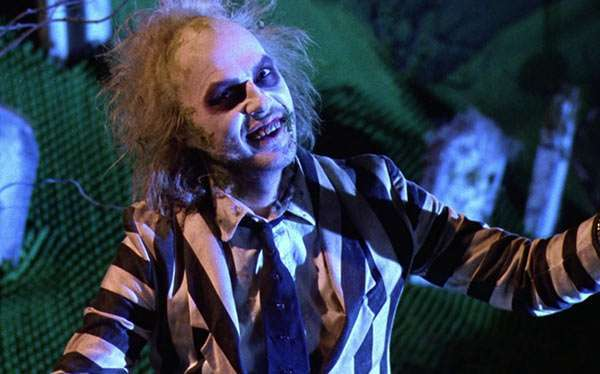 DIY Beetlejuice Halloween Costume Idea