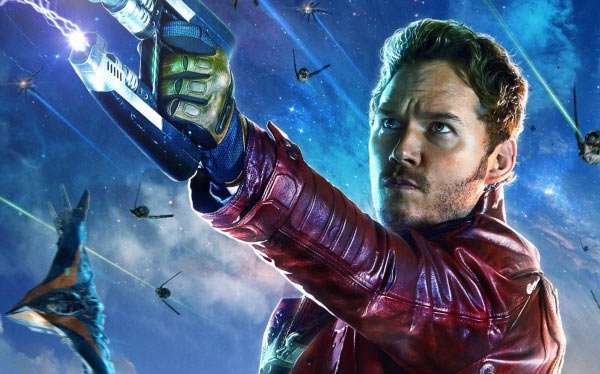 DIY Guardians of the Galaxy Starlord Peter Quill Costume