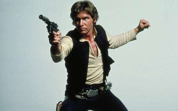 DIY Han Solo Star Wars Costume