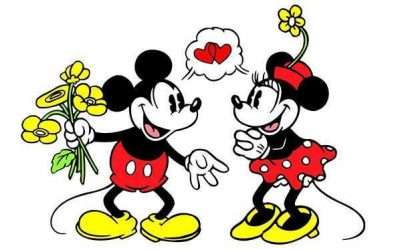 DIY Mickey & Minnie Mouse Costume