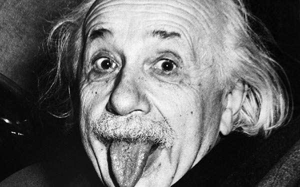 DIY Albert Einstein Costume