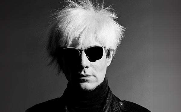 DIY Andy Warhol Costume
