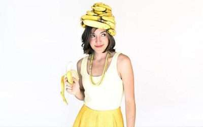 DIY Banana Costume