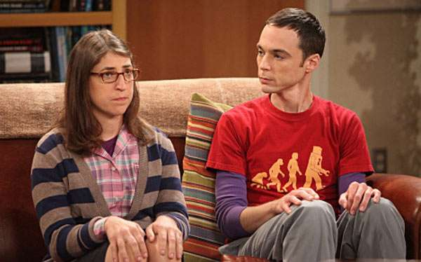 DIY Big Bang Theory Sheldon and Amy Costume
