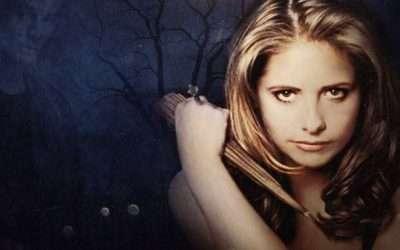 DIY Buffy the Vampire Slayer Costume