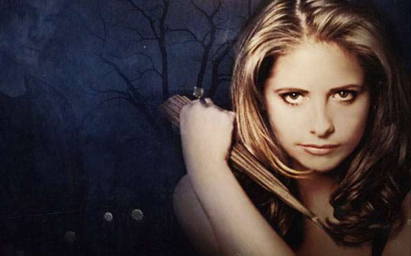 DIY Buffy the Vampire Slayer Costume