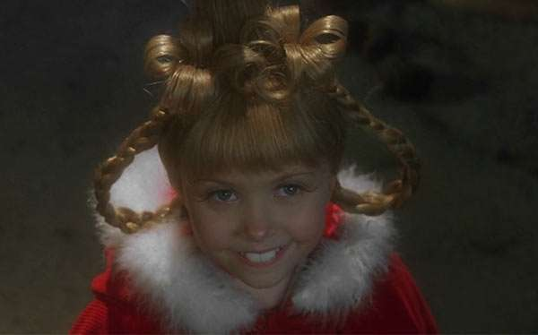 DIY Grinch Cindy Lou Who Costume