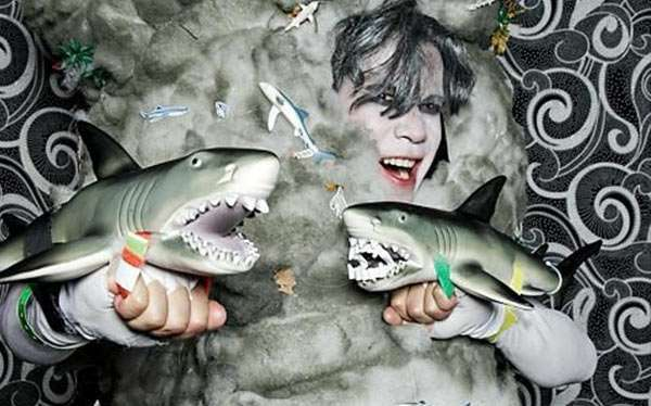 DIY Sharknado Costume