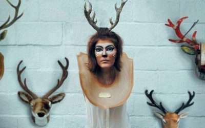 DIY Taxidermy Trophy Costume