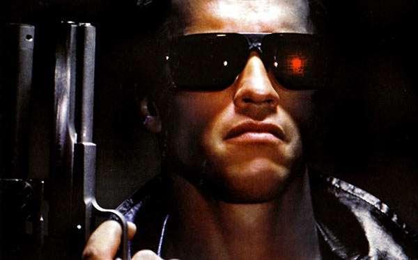 DIY Terminator Halloween Costume