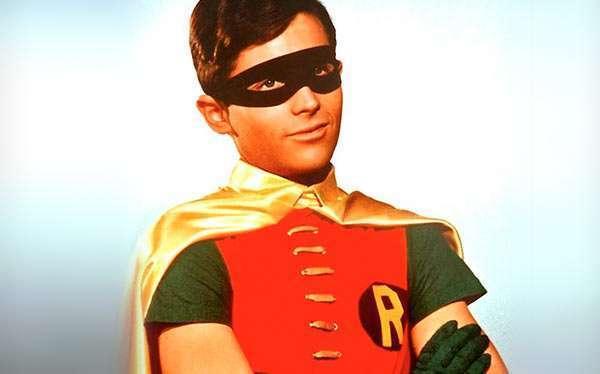 DIY Vintage Robin Costume