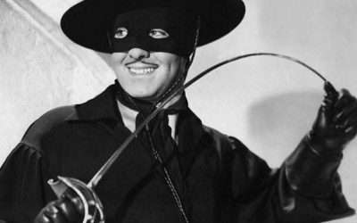 DIY Zorro Costume
