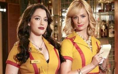 DIY 2 Broke Girls Costume