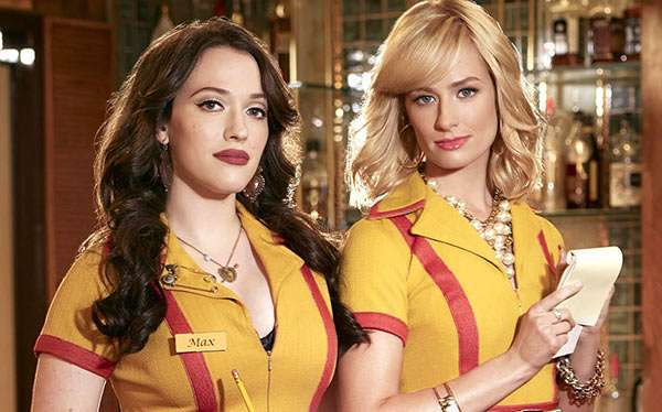 Diy 2 Broke Girls Costume Maskerixcom