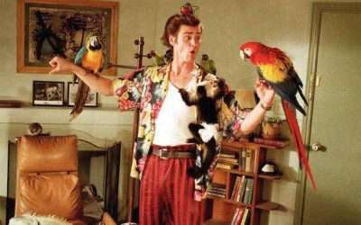 DIY Ace Ventura Costume